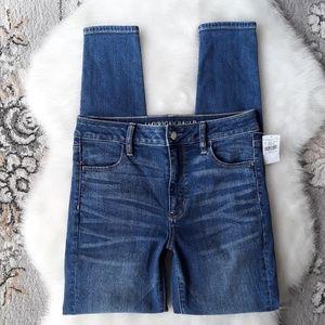 American Eagle Super Hi-Rise Jegging Jeans